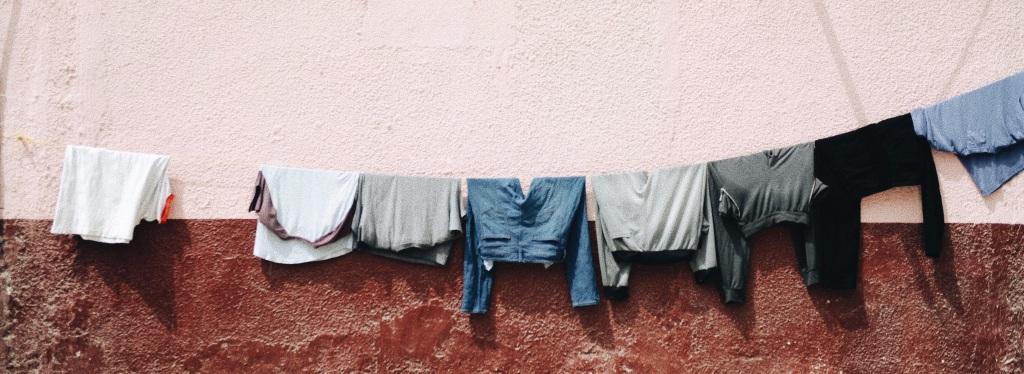 Umweltfreundlich Wäsche waschen